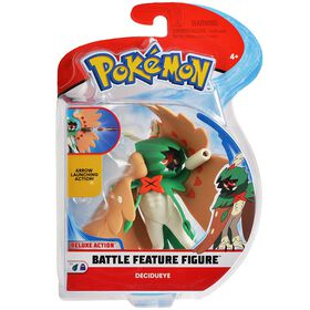 Pokémon - Battle Feature Figure Asst - Decidueye