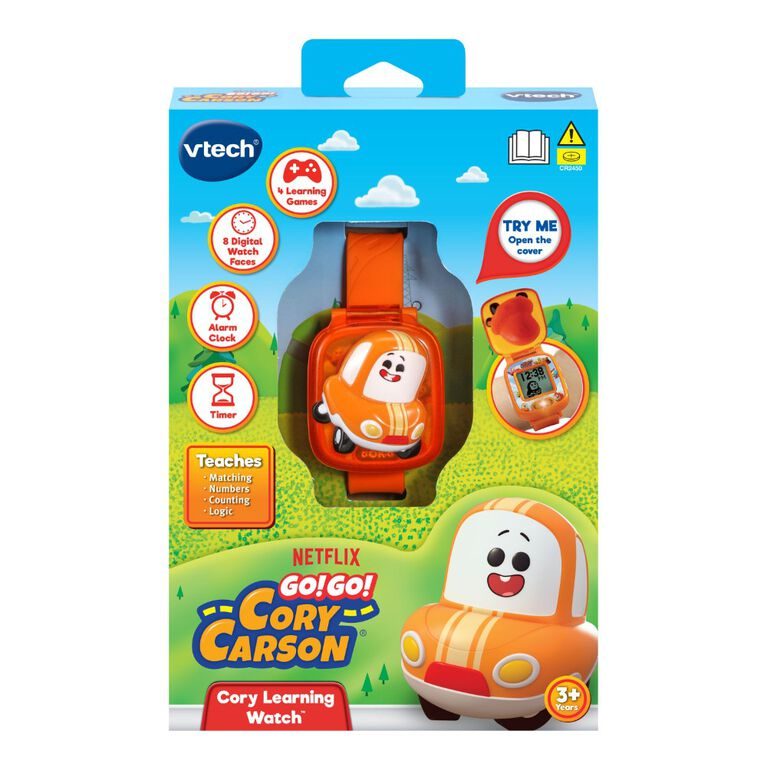 VTech Go! Go! Cory Carson Cory Learning Watch - English Edition - R Exclusive
