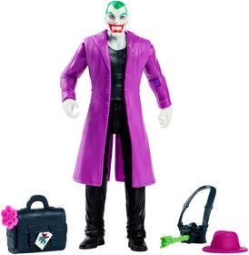DC DC Batman Missions The Joker Action Figure