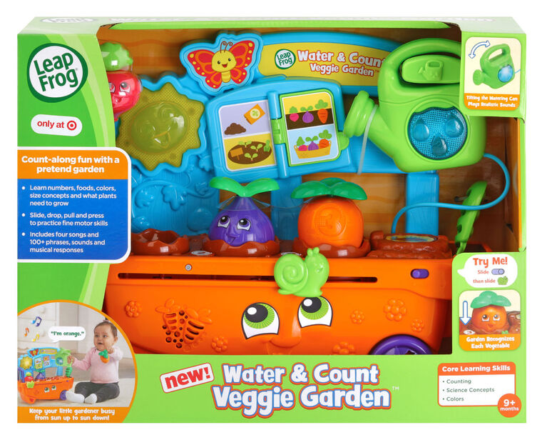 LeapFrog Water & Grow Garden - English Edition