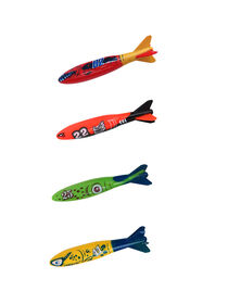 Paquet de 4 Jouet de plongée torpille