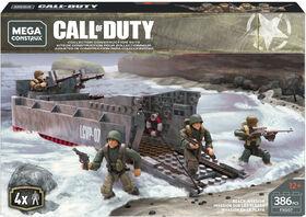 Mega Construx Call of Duty WWII Beach Invasion