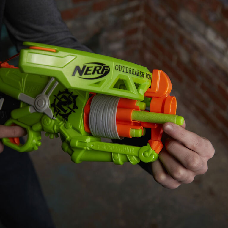Nerf Zombie Strike - Arbalète Outbreaker - R Exclusif
