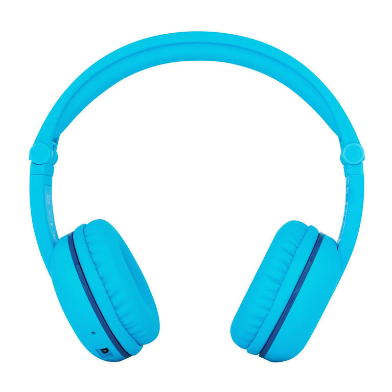 BuddyPhones Play Wireless, Glacier Blue
