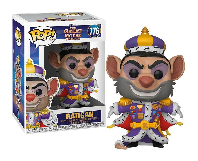 Funko POP! Disney Movies: The Great Mouse Detective - Ratigan