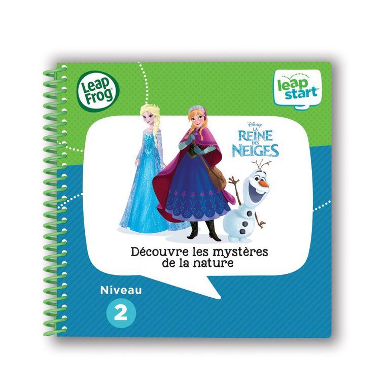LeapFrog LeapStart La Reine des Neiges - French Edition