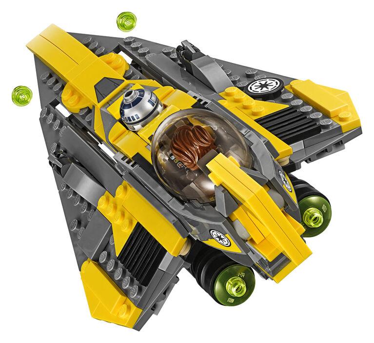 LEGO Star Wars TM Anakin's Jedi Starfighter 75214