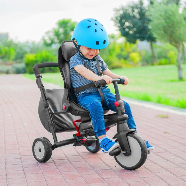 smarTrike STR7 - 7 Stage Folding Stroller Certified Luxury Baby Trike - Urban