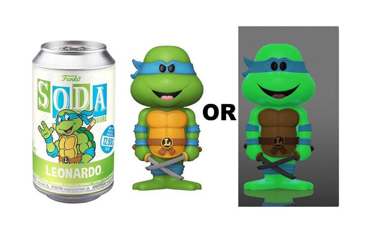 Funko SODA! Teenage Mutant Ninja Turtles - Leonardo (Chase)