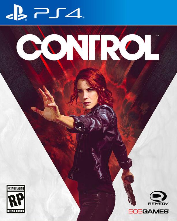 PlayStation 4 Control