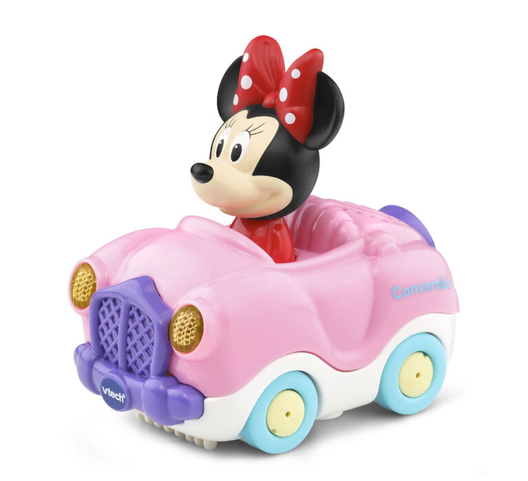 Vtech Go! Go! Smart Wheels - Disney Minnie Convertible - Édition anglaise