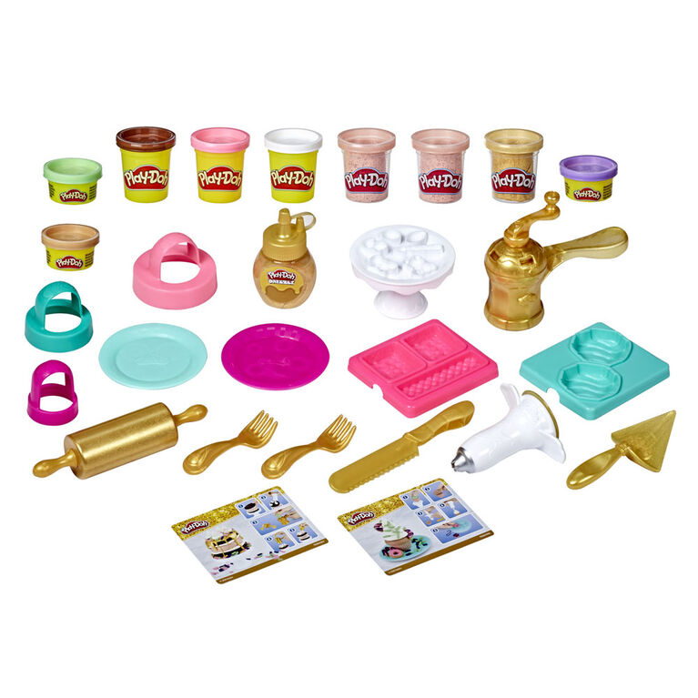 Play-Doh Gold Collection Gold Star Baker Playset  - R Exclusive