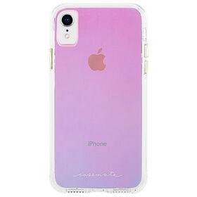 Case-Mate Tough Clear Case iPhone XR Iridescent