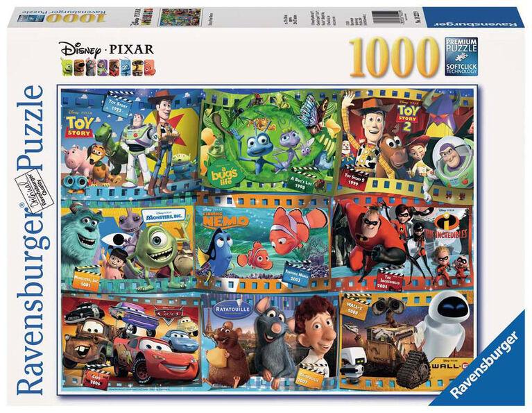 Ravensburger - Disney Pixar Movies Puzzle 1000pc