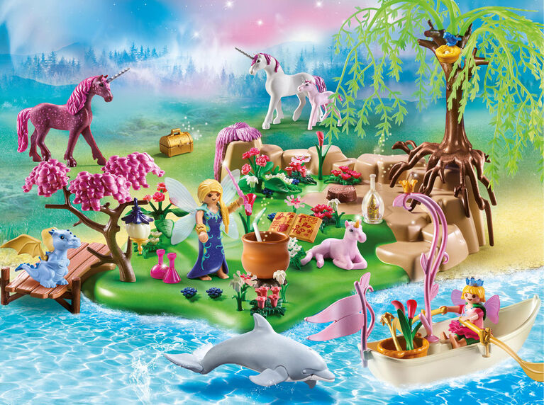 Playmobil - Fairy Island