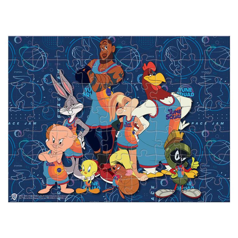Space Jam 2 - 63 Piece Puzzle