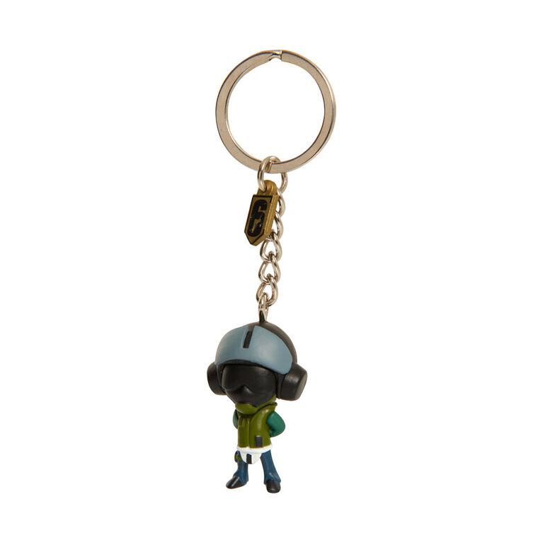 Porte-clés de la Collection Six d'Ubisoft - Jager