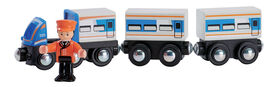 Imaginarium Express - Articulated Figure and Train Pack - High Speed Train