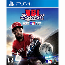 PlayStation 4 - RBI Baseball 2017