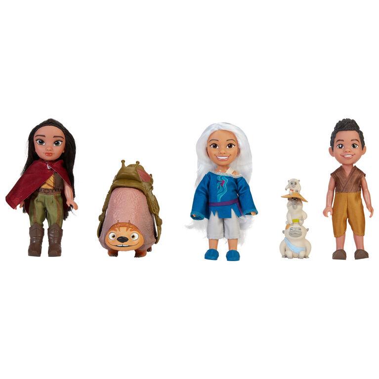 "Disney's Raya and the Last Dragon - 6"" Kumandra Story Gift Set - R Exclusive"