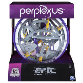 Perplexus Epic – Challenging Interactive Maze Game with 125 Obstacles