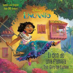 Disney Encanto, El don de una familia/The Gift of Family - English Edition