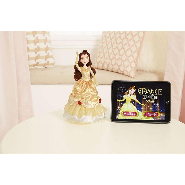 Disney Princess Dance Code Belle
