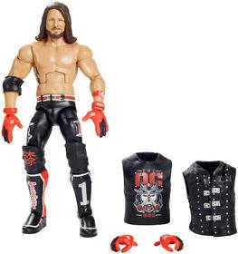 WWE - Elite Collection - Figurine AJ Styles