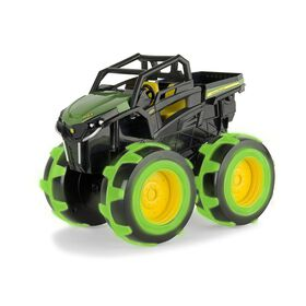 Monster Treads Lightning Wheels de John Deere - gator.