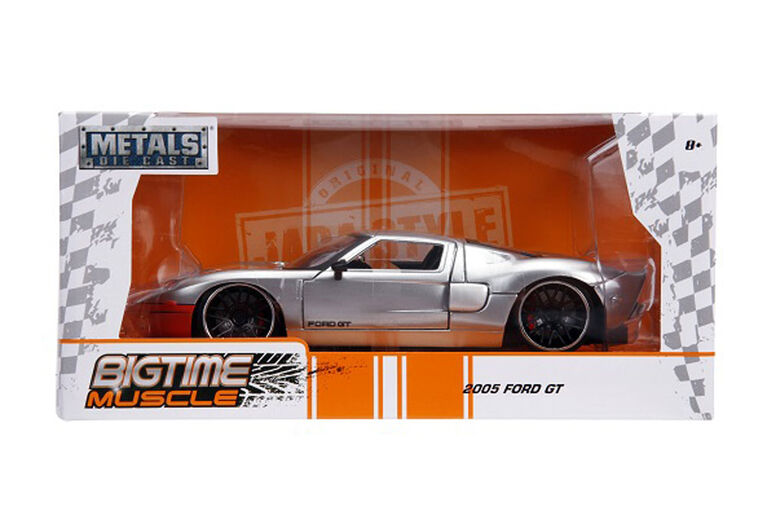 Big Time Muscle 1:24 2005 Ford GT
