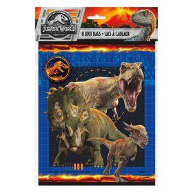 Jurassic World Sacs a Cadeaux, 8un