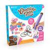 Dessine en chocolat et confectionne tes propres créations culinaires avec Chocolate Pen!