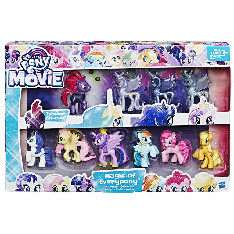 My Little Pony The Movie Magic of Everypony Roundup - R Exclusive
