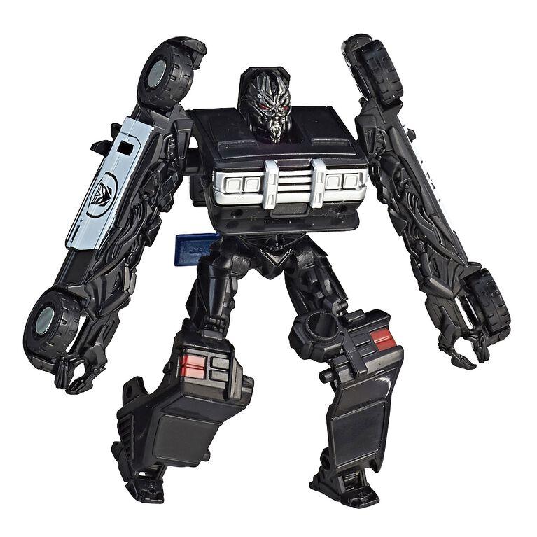 Transformers: Bumblebee -- Energon Igniters Speed Series Barricade