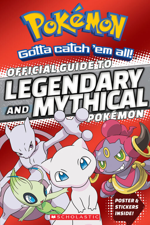Official Guide To Pokémon