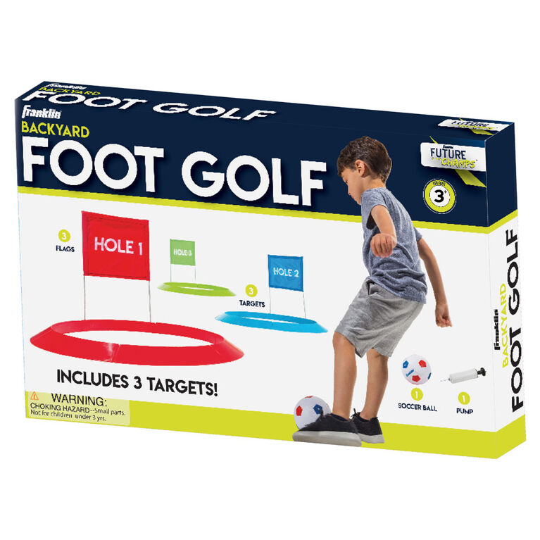 Backyard Foot Golf