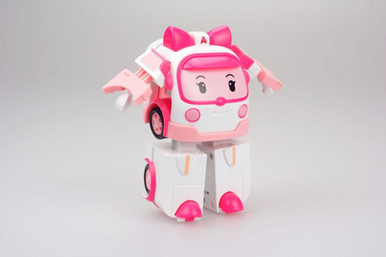 Robocar Poli - Robot transformable Amber