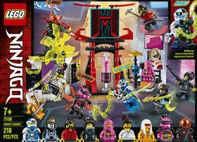 LEGO Ninjago Le marché des joueurs 71708