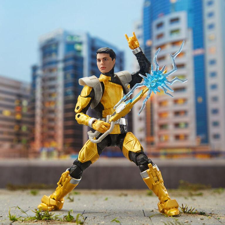 Power Rangers Beast Morphers Gold Ranger Action Figure Toy