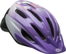 Bell- Child Blast Helmet, Pink/Purple Fits head sizes 51-57 cm