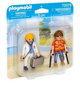 Playmobil - Doctor & Patient