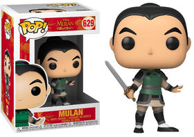 Funko POP! Movies: Mulan - Mulan
