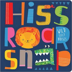 Hiss Roar Snap - English Edition