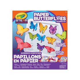 Paper Butterflies Science Kit