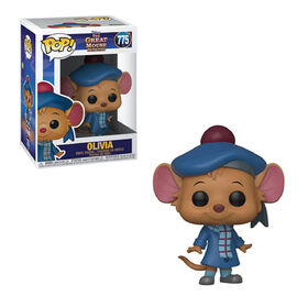 Funko POP! Disney Movies: The Great Mouse Detective - Olivia