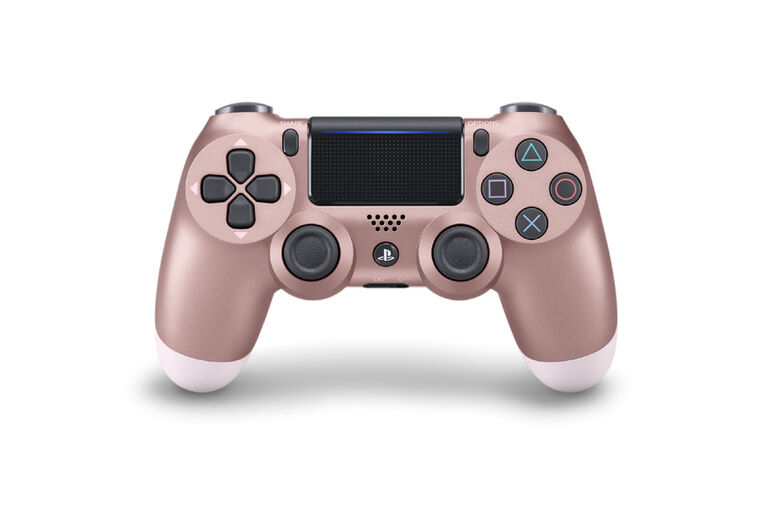 PlayStation 4 DualShock 4 Rose Gold
