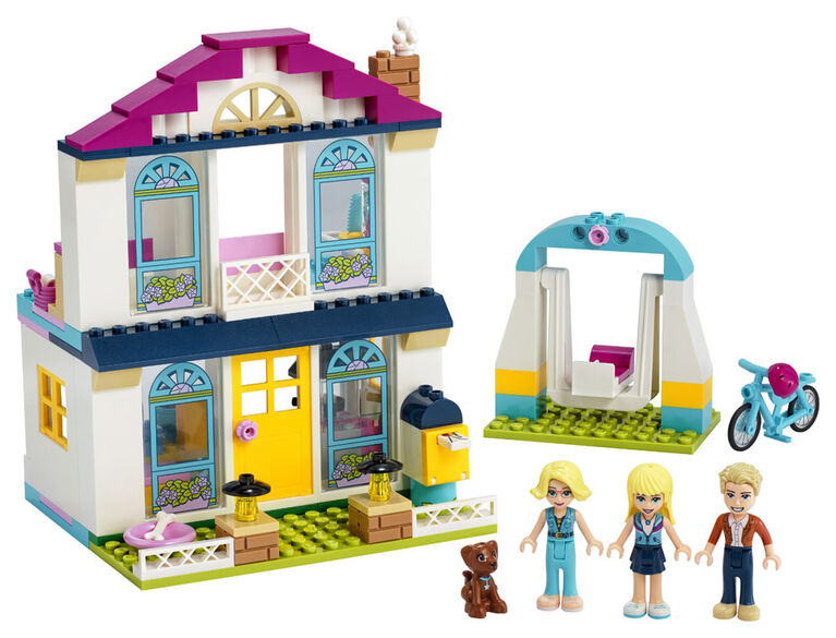 LEGO Friends 4+ Stephanie's House 41398