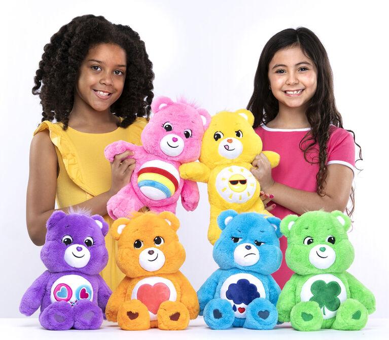 Care Bears Medium Plush - Cheer Bear