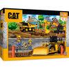Caterpillar Right Fit Construction Trucks 60 Piece Kids Puzzle