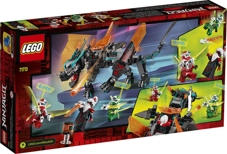 LEGO Ninjago Le dragon de l'Empire 71713